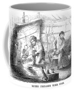 Gold Mining Camp, 1853 Coffee Mug