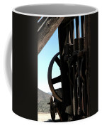Gold Mining Stone Crusher Coffee Mug