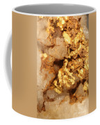 Gold Ore Coffee Mug