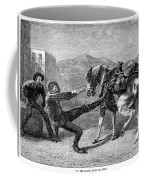 Gold Prospectors, 1876 Coffee Mug