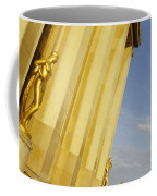 Gold Statue . Trocadero. Paris Coffee Mug