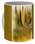 Golden Autumn Forest Coffee Mug