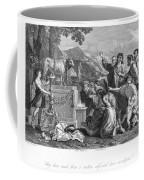 Golden Calf Coffee Mug