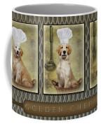 Golden Chef's Coffee Mug