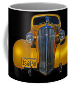 Golden Chevrolet Coffee Mug