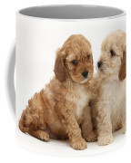 Golden Cockerpoo Puppies Coffee Mug