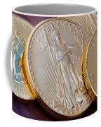 Golden Coins II Coffee Mug