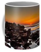 Golden Coffee Mug