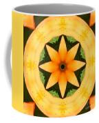 Golden Flower 2 Coffee Mug