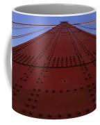 Golden Gate Bridge Vertical Coffee Mug