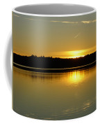 Golden Glow Coffee Mug