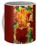 Golden Iris Coffee Mug