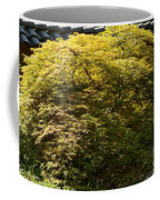 Golden Japanese Maple Coffee Mug