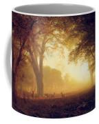Golden Light Of California Coffee Mug