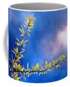 Golden Locust Coffee Mug