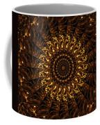 Golden Mandala 3 Coffee Mug