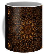 Golden Mandala 4 Coffee Mug
