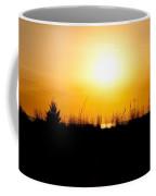 Golden Margarita Sunset Coffee Mug