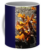 Golden Oak Shadows Coffee Mug