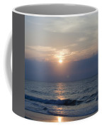 Golden Rose Reflection Squared Coffee Mug