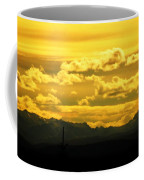 Golden Skies Coffee Mug