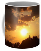 Golden Sky Over Genesee Coffee Mug
