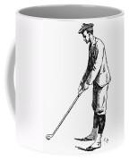 Golf, 1891 Coffee Mug