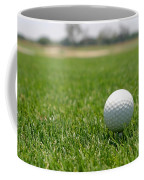 Golf Ball Coffee Mug