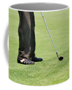 Golf Feet Coffee Mug