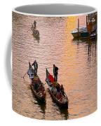 Gondolieri. Venezia. Italia Coffee Mug