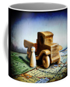 Gone Truckin Coffee Mug
