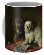 Good Companions Coffee Mug by Earl Thomas