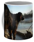 Good Morning Mississippi River Coffee Mug