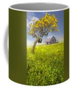 Good Morning Spring Coffee Mug by Debra and Dave Vanderlaan