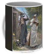 Goodwife Walford, 1692 Coffee Mug