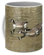 Goose Giving A Warning Coffee Mug