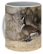 Goose Profile Coffee Mug
