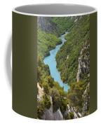 Gorges Du Verdon Coffee Mug