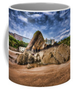 Goscar Rock Tenby 4 Painted Coffee Mug