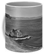 Goscar Rock Tenby Mono Coffee Mug