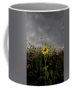 Goth Sunflower Coffee Mug
