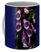 Gothic Bell Flower Coffee Mug
