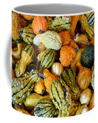 Gourdgeous Coffee Mug by Kevin Fortier