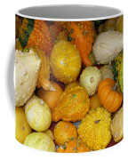 Gourds Galore Coffee Mug