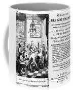 Gourmands Almanac, 1806 Coffee Mug