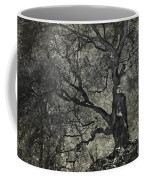 Grabbing Coffee Mug by Laurie Search