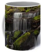 Gracefully Flowing Coffee Mug