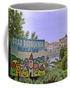 Grad Dubrovnik Coffee Mug