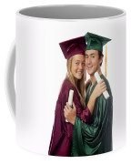 Graduation Couple Coffee Mug