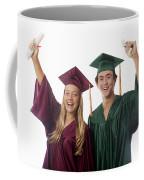 Graduation Couple V Coffee Mug